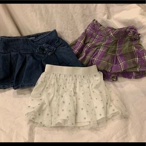 Other - Toddler skirts